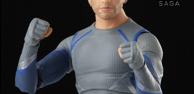The Hasbro Marvel Legends Series 6-inch Quicksilver Figure inspired by the character in Avengers: Age of Ultron is now available for pre-order ARVEL LEGENDS SERIES 6-INCH QUICKSILVER Figure (HASBRO/Age 4 […]