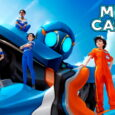 Based on the BOOM! Studios comic series Mech Cadet Yu by Greg Pak and Takeshi Miyazawa