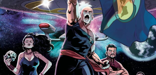 Captain Picard's Dark Reflection Thirsts for Power in Scott and David Tipton's Mirror Universe Magnum Opus For decades, Jean-Luc Picard ofStar Trek: The Next Generationhas represented an ideal of greatness […]