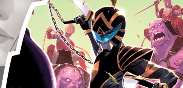 Discover an Uneasy Ranger Team-up in May 2021 BOOM! Studios, under license by Hasbro, Inc. (NASDAQ: HAS), revealed today a first look atPOWER RANGERS #7from superstar writer Ryan Parrott (Mighty […]