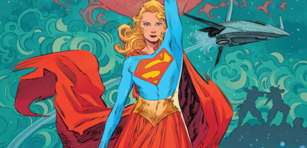 DC's Maiden of Might celebrates her birthday under a red sun!! Supergirl returns to DC's comics next month to headline her first new series in years: Supergirl: Woman of Tomorrow! […]