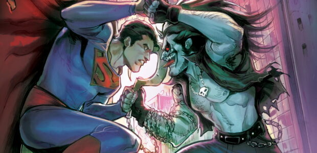 The main man meets the man of steel! What happens when an indomitable force meets an irritating object? That's what readers will find out when Superman runs into Lobo in […]