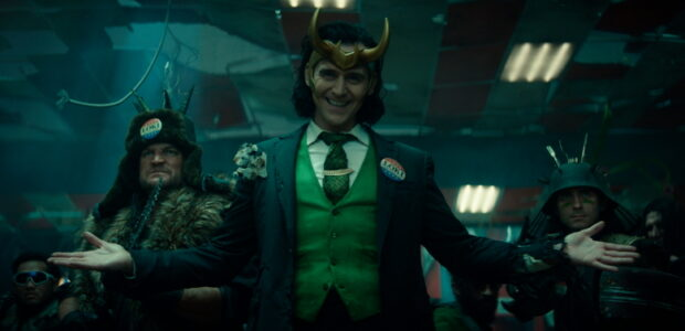 """EXCLUSIVE CLIP FROM MARVEL STUDIOS' """"LOKI"""" DEBUTED TONIGHT DURING THE 2021 MTV MOVIE & TV AWARDS SHOW ORIGINAL NEW SERIES STREAMS EXCLUSIVELY ON DISNEY+ STARTING WEDNESDAY, JUNE 9 An exclusive […]"""