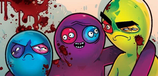 Acclaimed Author Tess Stone Delivers Mystery, Murder & Mayhem this August As announced earlier today at SkyboundXpo, Image/Skyboundwill kick off the first-ever comic book miniseries—Trover Saves the Universe—based upon the […]