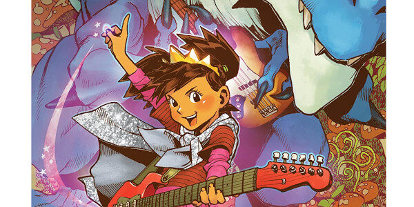 BOOM! Studios release a graphic novel about a tomboy girl who lives in her best life and based on a song by Johnathan Coulton in The Princess Who Saved Herself […]