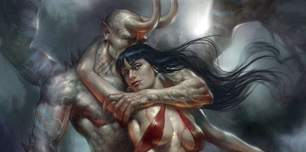Vampirella faces a conflict of choice that pits her against two of the very things that she has cared for. She could either side with her people, The Vampri, to […]