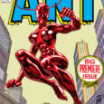 Image Comics co-founder Erik Larsen takes on a whole newwall-crawler!