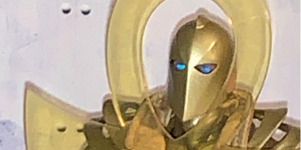 """'The creature knows only rage and seeks only oblivion. Your mace may be the only object on Earth that can grant him peace."""" The Back Story: The original Doctor Fate […]"""