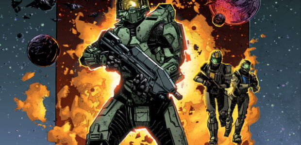 Featuring Three 'Halo' Universe Stories from Bendis, David, and Van Lente Three classicHalotales are back in print inHalo: Legacy Collection! Comic book heavy weights Brian Michael Bendis (Superman, Ultimate Spider-Man), […]