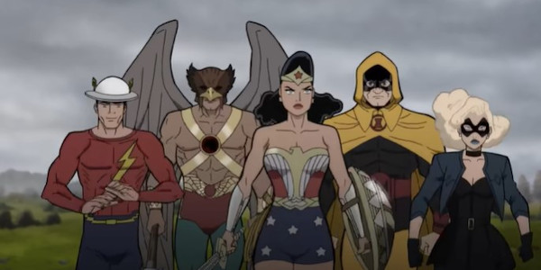 Comics' first super-team gets their own animated feature. World War II. The Nazi menace is on the rise. The United States brings together a team of super-powered beings. Hawkman, the […]