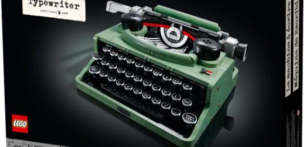 LEGOunveiled the LEGO® Ideas Typewriter, a classic set that is sure to delight seasoned wordsmiths and fans of all things vintage. The LEGO Group has revealed the new LEGO® Ideas […]