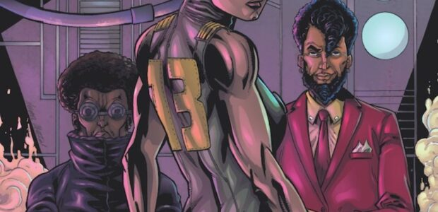 Artist and Writer Robert Love is joined by Jeffrey Kimbler and David Walker for Upcoming One-Shot From Dark Horse Comics From writer and artist Robert Love, the artist behind Alpha […]