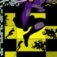 Valiant Entertainment presents a first look at the NINJAK #1 Prisma Glass Variant Cover, featuring artwork by acclaimed storytellerJavier Pulido.