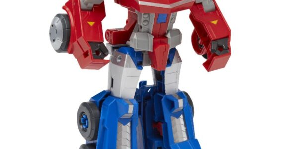 Today Hasbro revealed all new figures for the younger fans within the Cyberverse line – Transformers Bumblebee Cyberverse Adventures Dinobots Unite Roll N' Change Bumblebee and Optimus Prime. Transformers Bumblebee […]