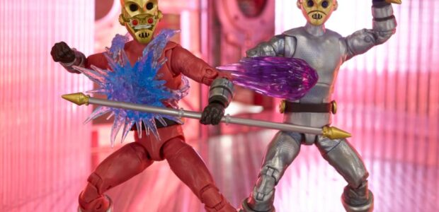 """Hasbro dropped some MORPHINOMINAL news at Power Morphicon! Fans can check out an all-new Power Rangers Dino Fury episode 12 preview clip of """"Super Hotshot"""" ALSO! The Lightning Collection continues […]"""
