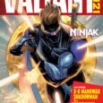 NINJAK IS FRONT AND CENTER IN THE VALIANT 2021 FCBD SPECIAL THIS AUGUST
