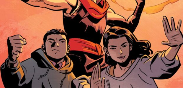 Sneak a peek at preview pages from the upcoming new story arc The action-packedFire Power by Kirkman &Samnee#13fromsuperstars Robert Kirkman,ChrisSamnee, and Matthew Wilson begins here with a first look at […]