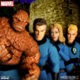 Marvel's first family, the Fantastic Four, join the One:12 Collective!