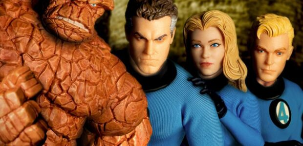Marvel's first family, the Fantastic Four, join the One:12 Collective! This deluxe steel boxed set contains all four members of the Fantastic Four, outfitted in their Unstable Molecule team jumpsuits […]