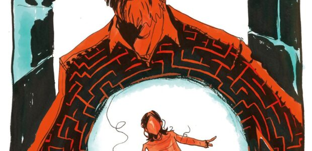 The Only Way Out Is In. From Jeff Lemire, the creator ofSweet ToothandNew York Timesbestselling and Eisner award-winningBlack Hammer, comesMazebook, an ambitious and haunting comic series about family, grief, and […]