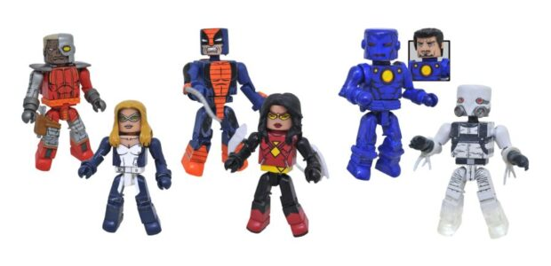 Can you believe Marvel Minimates have been around for 80 years? …What? Not 80 years? 80 series? 18 years? Still, that's a lot of Minimates, and somehow DST is still […]