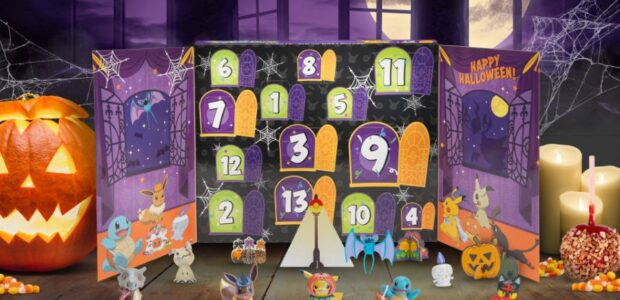 Gotta Catch 'Em All this holiday season! Get ready to celebrate because Jazwares just unveiled its slate of 2021 Pokémon-themed calendars to help fans count down to their favorite holidays! […]