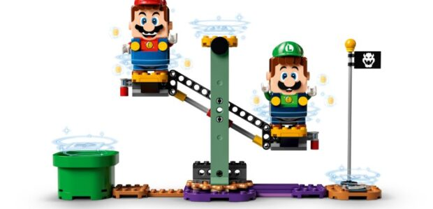 Let's-a go! The LEGO® Adventures with Luigi Starter Course, available for pre-order, enables new 2-player interactive play, while brand new Expansion Sets including Bowser's Airship lets fans level up for […]