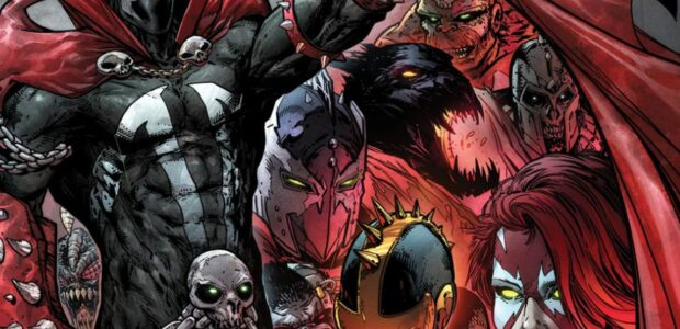 Spawn's Universe #1 Officially IMAGE COMICS' Top Selling First Issue of the 21st CENTURY Todd McFarlane, Emmy, Grammy winner, co-founder, and president of Image Comics, the 3rd largest comic publisher, […]