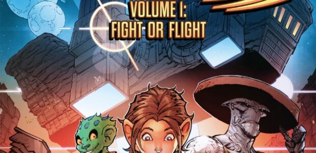 """""""Stone Star turns gladiator games into the universe's best reality TV show."""" –ScreenRant Stone Star Volume 1: Fight or Fight, collects issues #1-5 for the first time in print!  […]"""