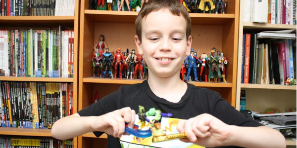 Moose Toys sent Sean the new Akedo fighting toys. Let's see what he thinks of them! Click on the picture to check out the review! See the characters and gameplay […]