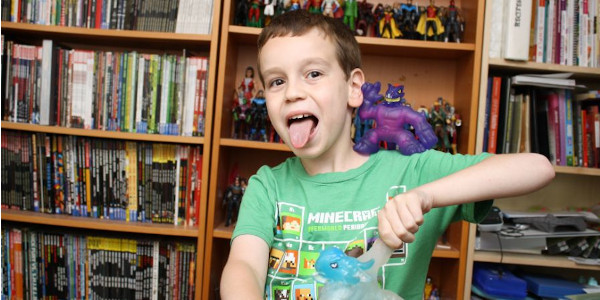 The Heroes of Good Jit Zu are some of Sean's favorite action figures. He just got 2 new ones, so let's see what he thinks of them! Click on the […]