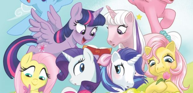 After Nine Years, The Beloved MLP Series Reaches Its End with Issue #102…But a New Adventure Awaits, Proving that Friendship is Forever! Since its very inception in 2012, theMy Little […]