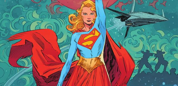 From the creative, innovative mind of writer Tom King comes DC Comics' eight-issue mini-series entitled Supergirl: Woman of Tomorrow. Eisner-award winner Tom King brings his thoughtful take to Supergirl, who […]