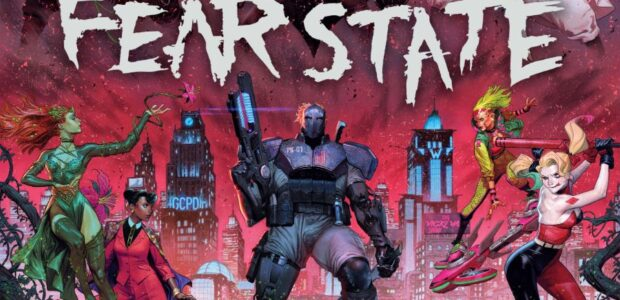 Five Fan-Focused Panels Will Highlight Batman: Fear State, DC Horror, Superman, Wonder Woman and Dark Nights: Death Metal DC is pleased to announce its panel line-up for Comic-Con@Home. Throughout the […]