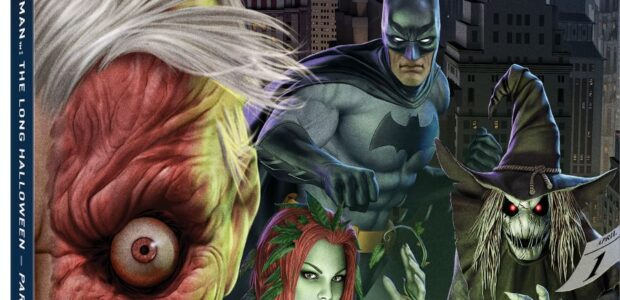 WARNER BROS. HOME ENTERTAINMENT SPOTLIGHTS BATMAN: THE LONG HALLOWEEN, PART TWO & MORTAL KOMBAT LEGENDS: BATTLE OF THE REALMS AT COMIC-CON@HOME OVER JULY 23-25 WEEKEND Featured panelists include actors Jensen […]