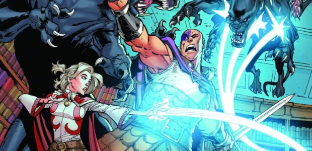 Jim Zub, Celebrated Author of Comic Books and Fantasy, Chronicles the Newest Chapter in IDW's Dungeons & Dragons Library Beginning in October, IDW returns to the Forgotten Realms with Dungeons […]