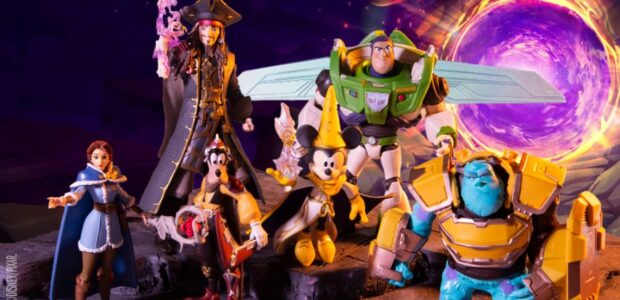 This August, McFarlane Toys is Launching a New Line of Collectible Action Figures Based on Upcoming Disney Mirrorverse Mobile Game McFarlane Toys announced today that the action-ready worlds of the […]
