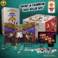 The action is heating up at Casino La Cucaracha with Mezco Con's summer exclusive 'High Roller Box'!