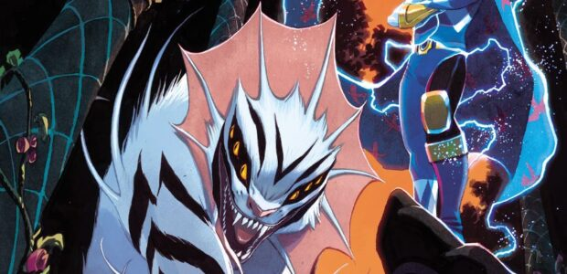 Discover Yale's Dangerous Mission in the ERA OF UNLIMITED POWER in August 2021 BOOM! Studios, under license by Hasbro, Inc. (NASDAQ: HAS), revealed a first look atPOWER RANGERS #10from writers […]