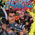 It's sword and sorcery flirting in brightly lit surroundings, this Savage Hearts #1 from Dark Horse.