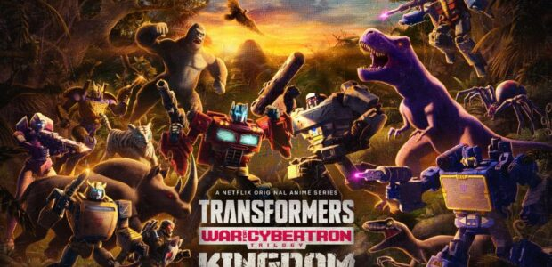 Chapter Three – 'Transformers: War for Cybertron Trilogy' comes to its conclusion with KINGDOM Premieres only on Netflix July 29, 2021 Netflix and Hasbro, Inc., in partnership with Rooster Teeth, […]