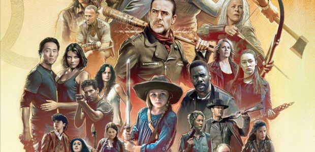 AMC Networks,SkyboundEntertainment and Image Comics today unveiled an exclusive look insideThe Art of AMC's The Walking Dead Universe,the hotly-anticipated hardcover that reveals new secrets from all three of AMC's landmarkThe […]