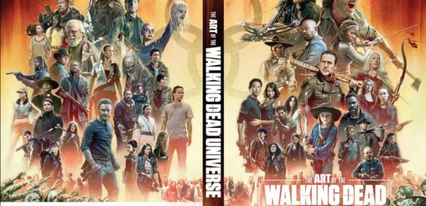 First Look At The Top Secret Cover to The All-New Hardcover Available in September AMC Networks,SkyboundEntertainment, and Image Comics revealed the historic new cover toThe Art of AMC's The Walking […]