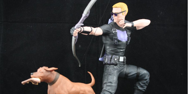 Hawkeye comes home in a stunning diorama One of the better comics in the last 10 years had to be the Hawkeye series by Matt Fraction and David Aja. It […]