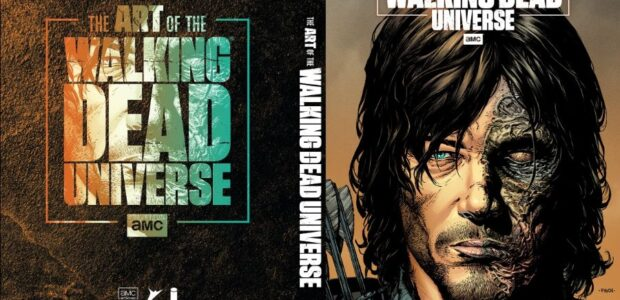 Skybound Store Exclusive Variant Hardcover Now Available For Pre-Order AMC Networks,SkyboundEntertainment, and Image Comics unveiled superstar artists David Finch & Dave McCaig's limited edition cover toThe Art of AMC's The […]