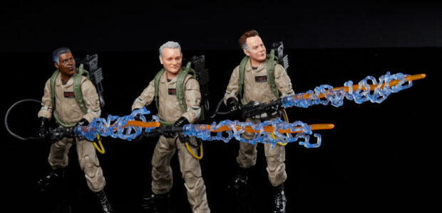 Hasbro is thrilled to unveil a handful of new Ghostbusters toys that will be available soon to Ghostbusters fans young-and-old eager to bust some Ghosts! New items revealed include: The […]