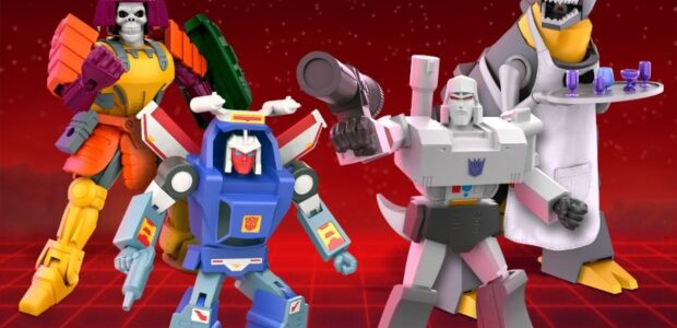 """Wave 2 of Transformers ULTIMATES! When it comes to the latest additions to the Transformers ULTIMATES! lineup, you don't need to weigh the pros and cons because the only """"cons"""" […]"""