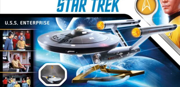 PLAYMOBIL x STAR TREK The U.S.S. Enterprise NCC-1701 and its crew see their first PLAYMOBIL release Space: the final frontier. These are the voyages of the Starship Enterprise, which for […]