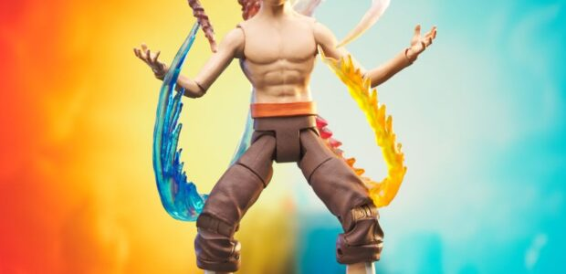 It's New Toy Day at comic shops across North America, and Diamond Select Toys has shipped out a fresh batch of hot toy goodness! From Avatar: The Last Airbender to […]