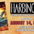 Valiant Entertainment is proud to announce a new reprint of the classic HARBINGER #1 from 1992,available exclusively through KowabungaComics.